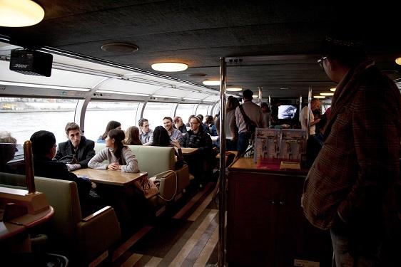 Chabad Tokyo Chanuka Cruise ship